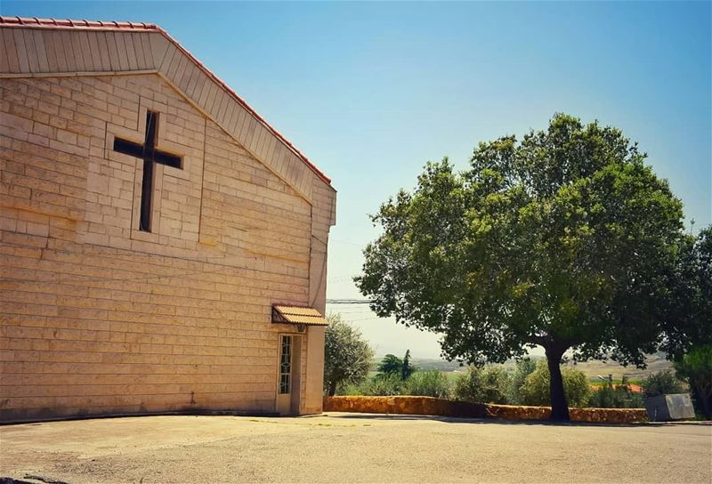 His will, His way, my faith. lebanoninapicture ptk_lebanon ... (`Ammiq, Béqaa, Lebanon)