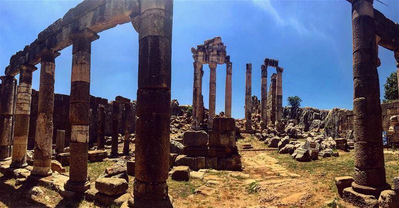 History everywhere we go 🗿..... lebanon beirut faqra insta ... (Kfardebian,Mount Lebanon,Lebanon)
