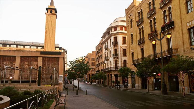 صباح الخير على الجميع....... رمضان رمضان_كريم رمضان_مبارك ليلة_القدر (Downtown Beirut)