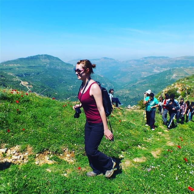 EXPLORE I LEBANON, HIKING & KFARNABRAKH THIS SUNDAY.BOOKING. 03955642.🌲 (Kafr Nabrakh, Mont-Liban, Lebanon)