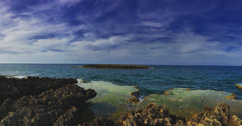 tbt sea seaview adventure adventuretime adventurer scuba nature... (Al Mina', Liban-Nord, Lebanon)