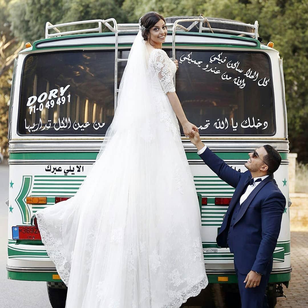 happeningnow wedding of issamdra Venue @nuitblanchevenue Bridal dress @