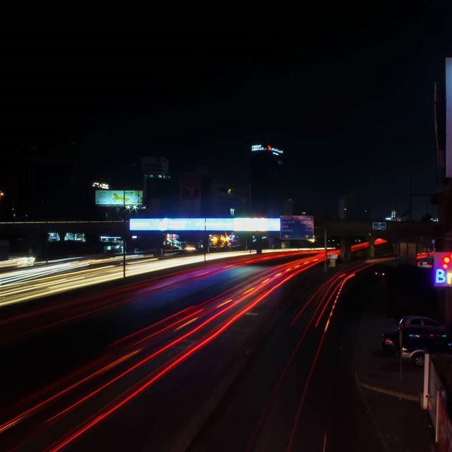 منقول رايحين .. منكون راجعين 🔃🔄.. . lebanon night nightphotography ...