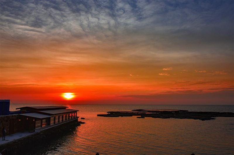 Everyone wants to Escape Sometimes..- 📍Byblos Sur Mer, Byblos, Jbeil,... (Byblos Sur Mer)