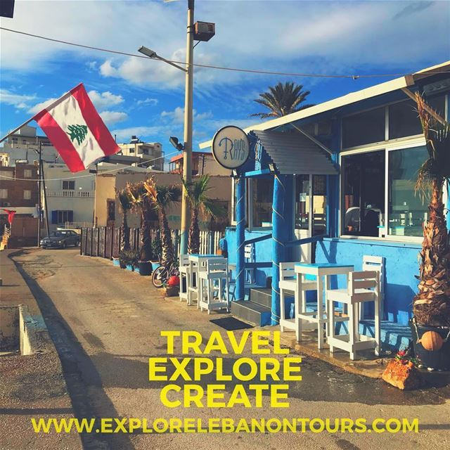 Morning 😀Thank u @explore.lebanon 😃 lebanon batroun bahsa ... (RAY's Batroun)