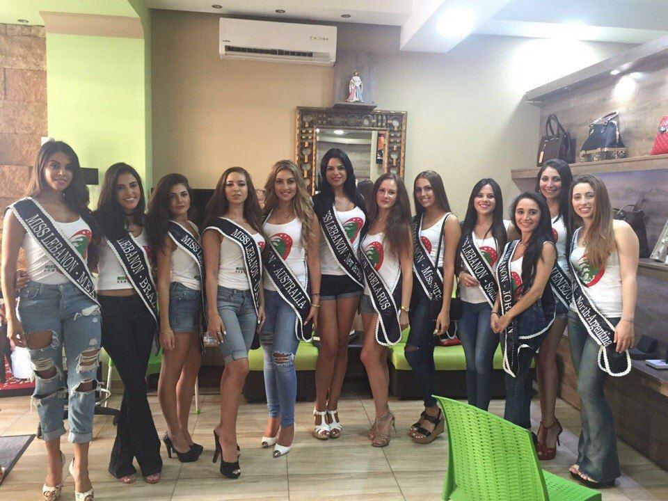 Miss Lebanon Emigrant 2016