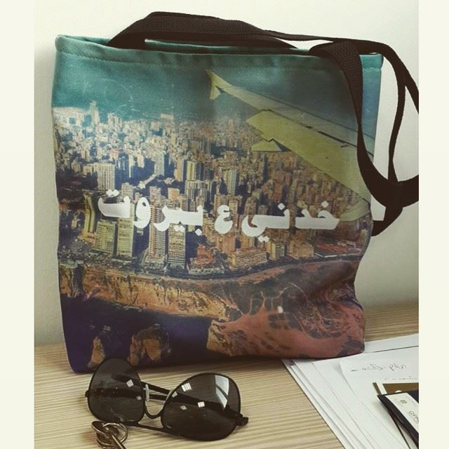 One of our fans received her first Art 7aké tote bag from RedBubble and it's looking GREAT!