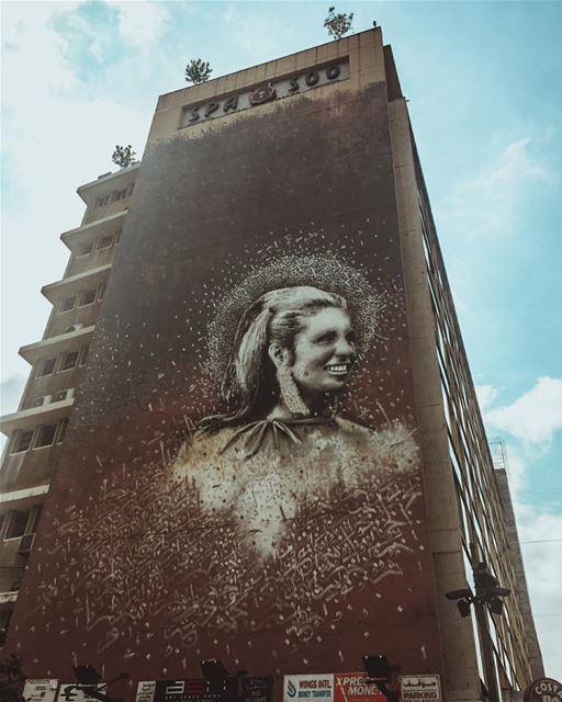 صبّوحة 🌟 beirutbyalocal lebanonbyalocal beirut beyrouthmonamour... (Hamra, Beyrouth, Lebanon)