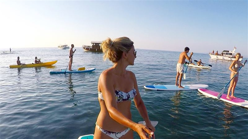 Saturday • Tyre Getaway Event with @kayaklebanon, part 1-A... sup ... (Tyre, Lebanon)
