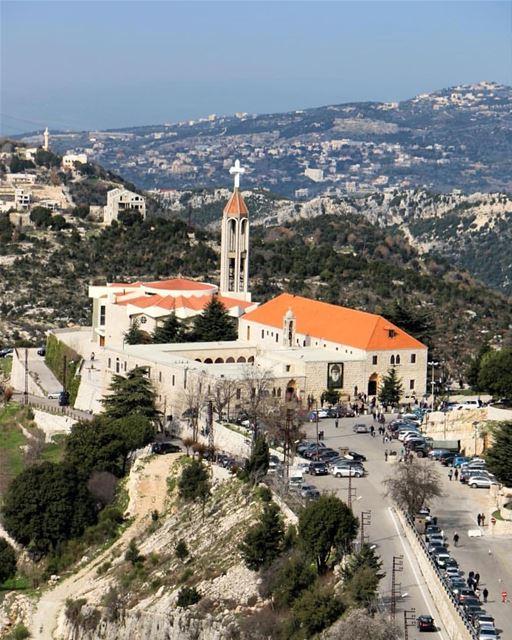 Annaya, que em aramaico significa 'lugar de adoração', é considerada... (Annâya, Mont-Liban, Lebanon)