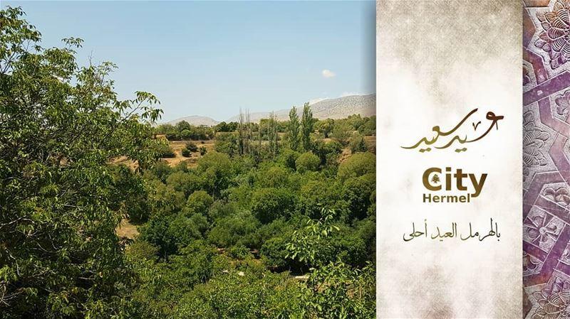 Happy Eid! happyeid happy_eid hermel hermel_city bekaa ... (El Hermel, Béqaa, Lebanon)