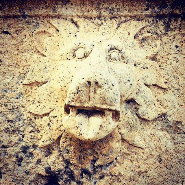 Here Is To Monday. baalbeck cityofthesun lebanon livelovelebanon ... (Baalbek , Roman Temple , Lebanon)