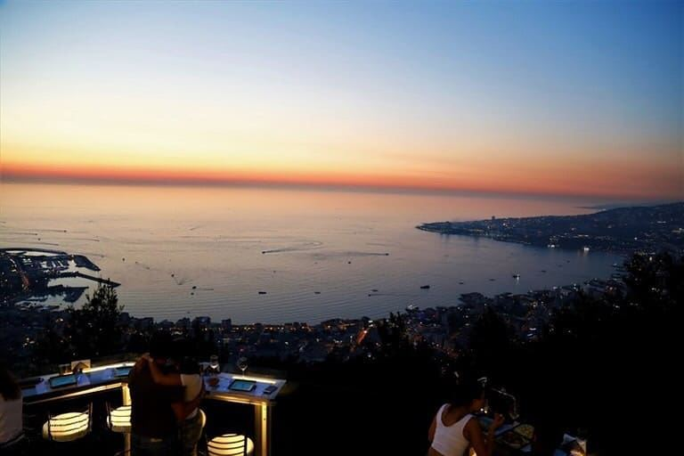 Grab a front-row seat. @theterrace_lebanon BaylodgeLebanon ... (The Terrace - Restaurant & Bar Lounge)