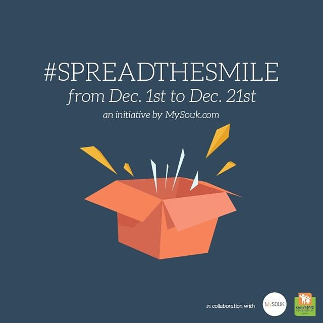 This season is all about spreading smiles!