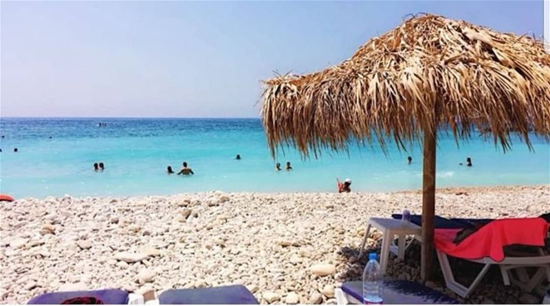batroun @locobeachresort  البترون_سفرة  beach  beachbar  sea ... (Loco Beach Resort)