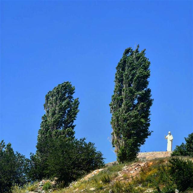 قديس لبنان lebanon ig_lebanon insta_lebanon faraya livelovelebanon ... (Kfardebian,Mount Lebanon,Lebanon)