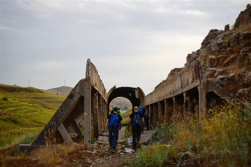 🚋 old train railroad part 2 oldlebanon  train  oldtrain  Lebanon  liban ... (Dahr El Baïdar, Mont-Liban, Lebanon)