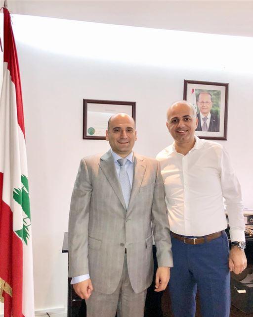 Consul General of Lebanon 🇱🇧 ,Dubai Assaf Doumit. lebanon... (القنصلية اللبنانية في دبي)