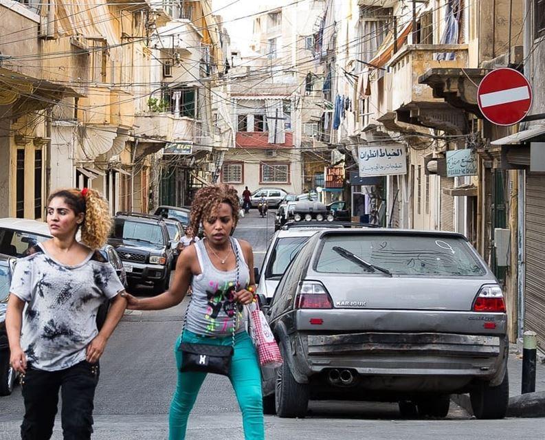 """После вчерашнего поста многие спросили: """"Неужели все ливанки выглядят так э (Beirut, Lebanon)"""