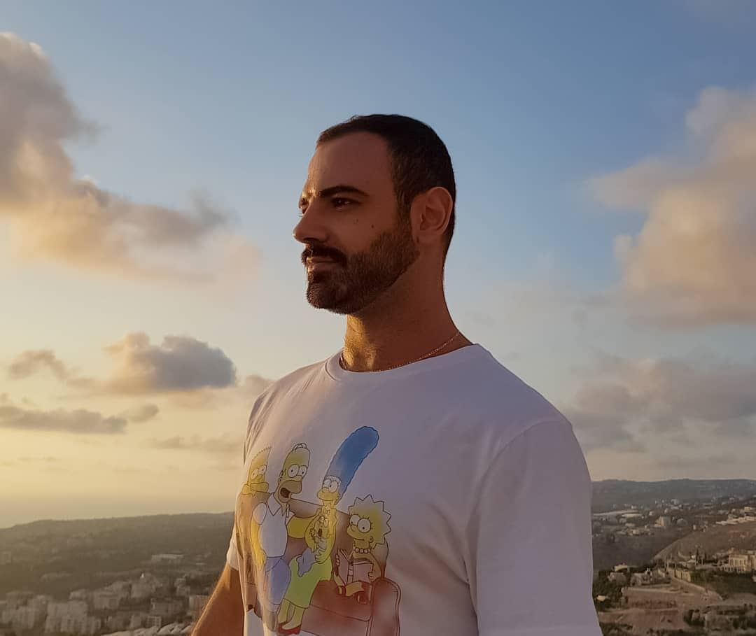 Sunsets are the best time to take photos! 🌅🌄 summer Lebanon beard...