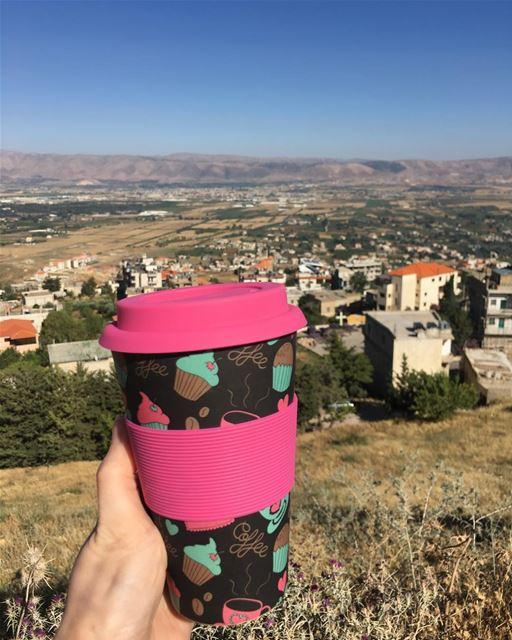 الصبحية بتحلا بوجود القهوة و انت.... ramramcoffee turkishcoffee ... (Zahlé, Lebanon)