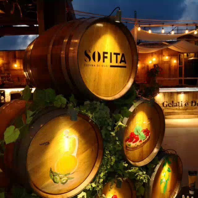 Opening of sofita italian restaurant beautyful place tovisit in ... (Sofita Beirut)