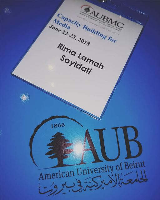 Never stop learning sayidatymagazine sayidaty myjob mylife health ... (American University of Beirut (AUB))