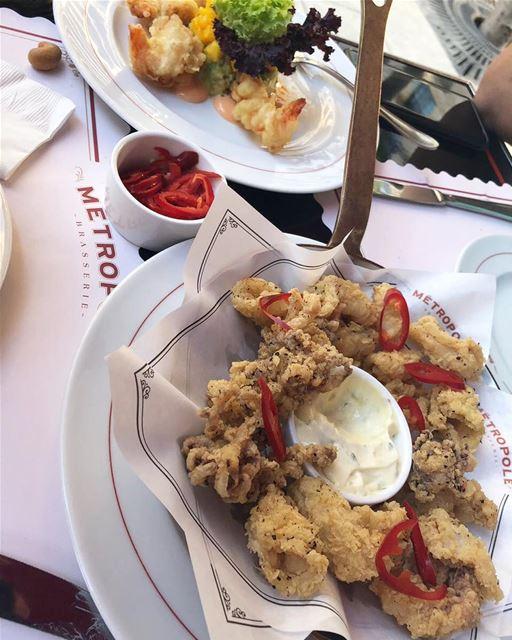 Nothing beats Métropole Brasserie Beirut - Down Town 😍 🔜 🇱🇧 beirut ...