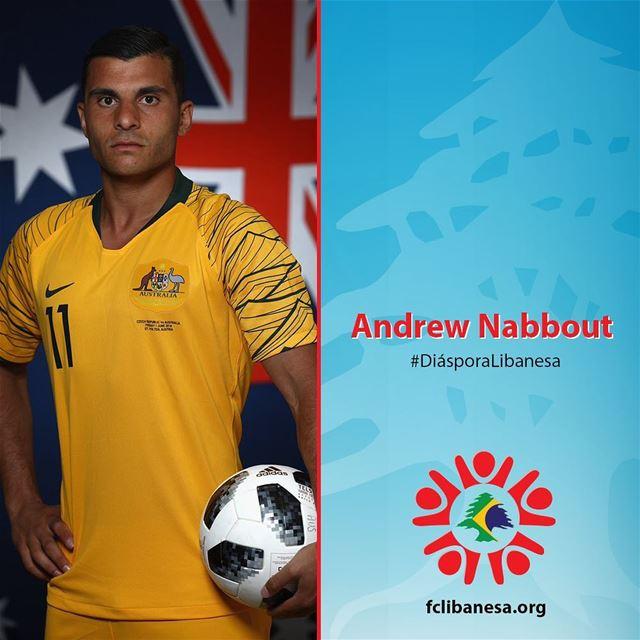 Outro jogador de futebol que disputa a Copa do Mundo e tem origem libanesa,
