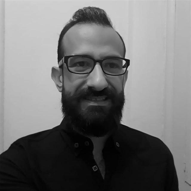 Me in black and white me portraitphotography selfie monochrome bnw ... (Sinn Al Fil, Mont-Liban, Lebanon)