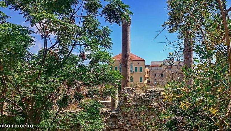 Stand tall, stand proud 🚶 takenbyme ptk_Lebanon visitlebanon ...