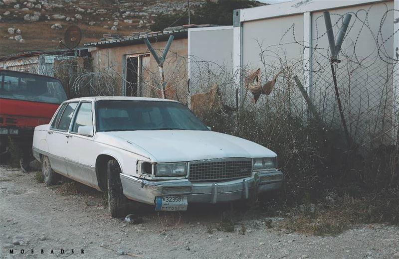 •deserted• photooftheday photooftheweek oldcar deserted desertedcar ... (Jwayya, Al Janub, Lebanon)