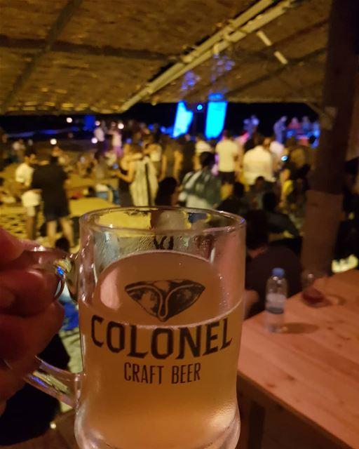 batroun cheers البترون_سفرة bebatrouni lebanon northlebanon ... (Colonel Beer Brewery)
