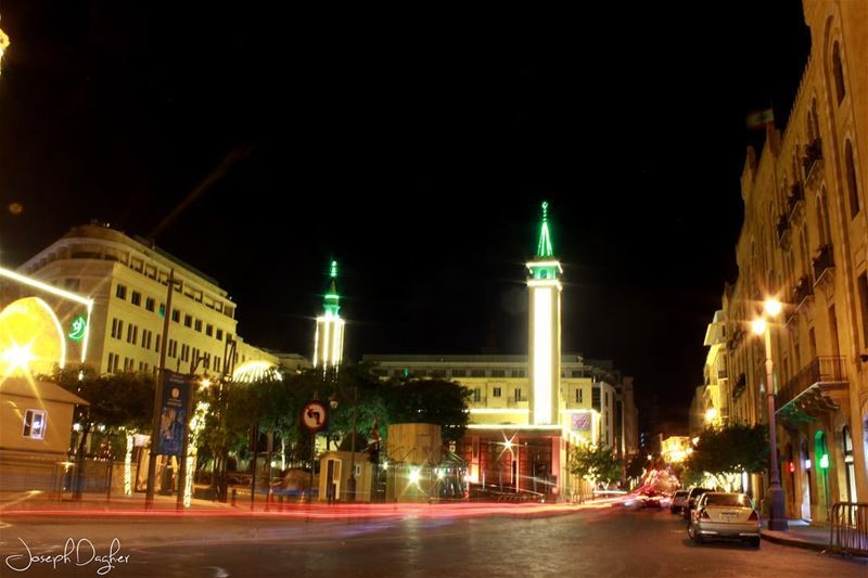 🌠___________________________________________________________... (Downtown Beirut)