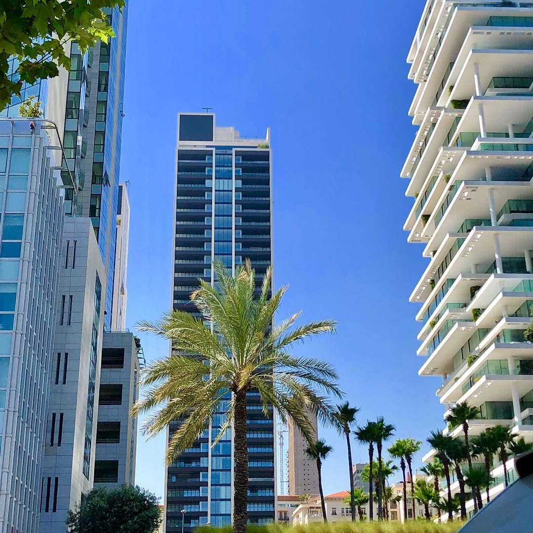 Beirut... nice view, away from traffic craziness 🙄 lebanon beirut city...