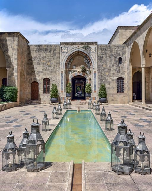 The Emir's CourtyardFor more of my pictures, go to:https://georgesyounes (Beit Ed-Deen, Mont-Liban, Lebanon)