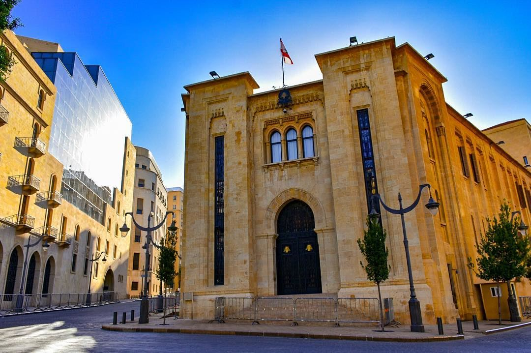 In politics, nothing happens by accident. If it happens, you can bet it... (Parliament of Lebanon)