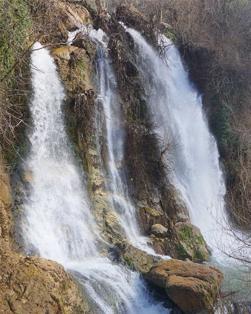 Kafarhilda waterfall kafarhilda batroundistrict waterfall northlebanon...
