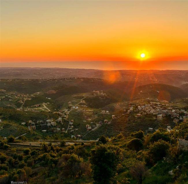 Land..beach..sky.. ========================================== ... (Jarjou`, Al Janub, Lebanon)