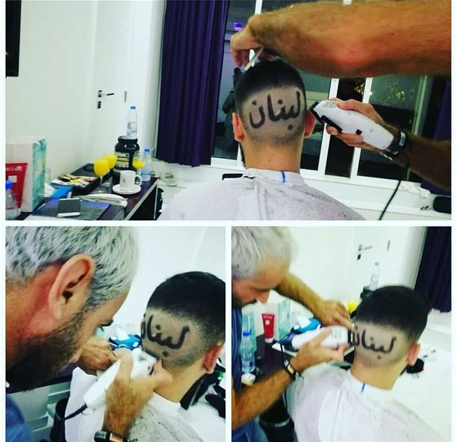 The Prince is Ready!! 🔥🇱🇧💪 Lebanon FibaWC ThisIsMyHouse 🏀