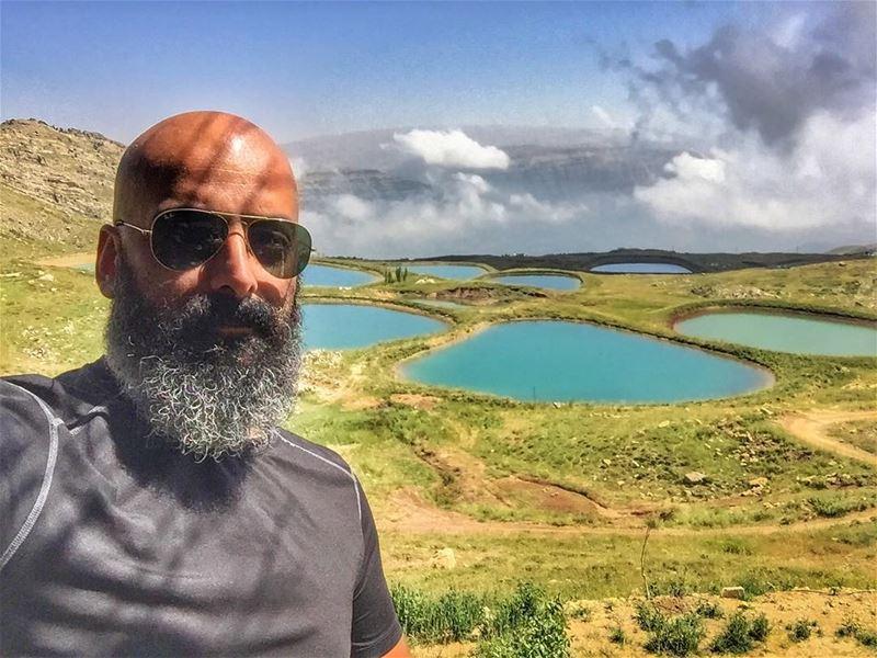Hello from Akoura, Lebanon😌 lebanon akoura igers lakes lake ...