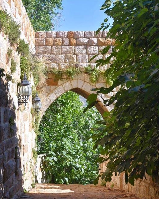💚🎼🍃 حد القناطر________________________________________ insta_lebanon ... (Ehden, Lebanon)