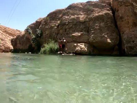 Splash! By Elikhandro kataya summer summervibes summervibes☀️ water ... (El Hermel, Béqaa, Lebanon)