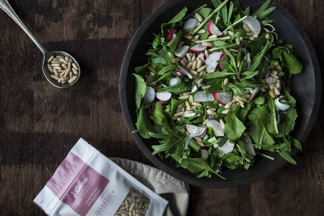 After a long and hot day, we're in the mood for a nice, crisp salad 🍃Add...