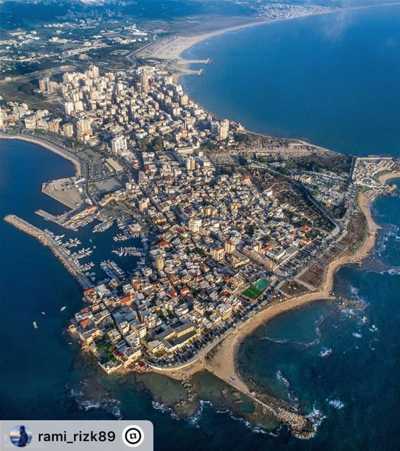 """Pearl of the Mediterranean 🌊... lebanon tyr southLebanon dji ..."
