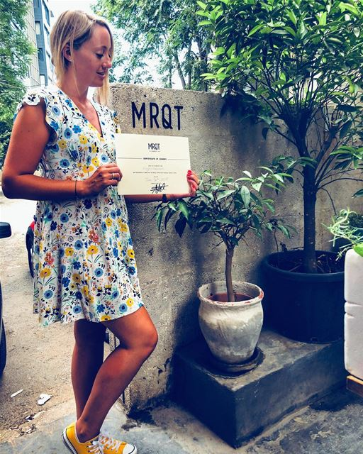 So much fun and knowledge gained at the @mrqtbeirut pastamasterclass. I... (MRQT Beirut)