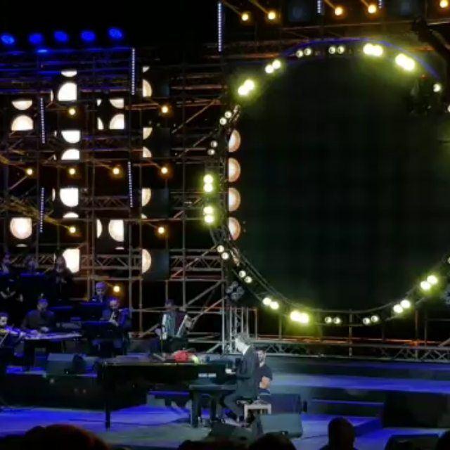 Extraordinary event ghalbounintlfestival ghalboun marwankhoury concert... (Ghalboûn, Mont-Liban, Lebanon)
