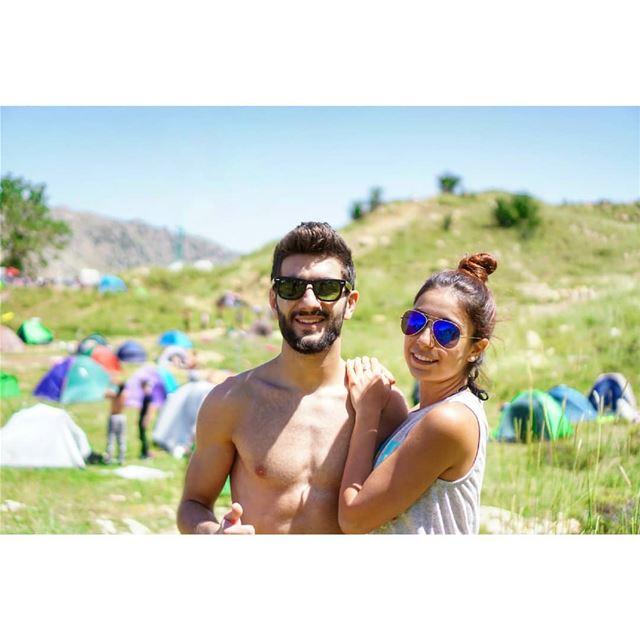 I have everything when i'm with you! olliedaze livelovelebanon ... (Laklouk)