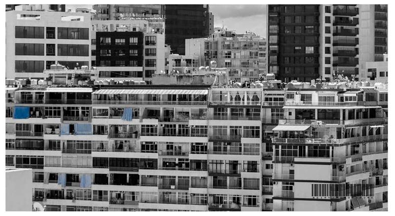 Gotham........ travelawesome exploretheglobe worlderlust ... (Beirut, Lebanon)