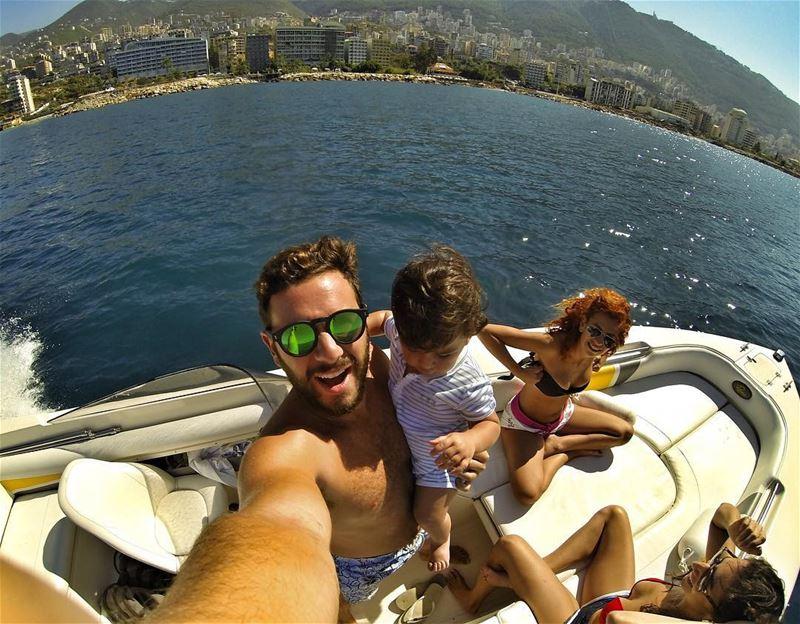 Sundays are for Family ♥️ ExploreWithChris.. lebanon lebanese family... (Joünié)